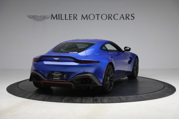 Used 2020 Aston Martin Vantage for sale $139,990 at Pagani of Greenwich in Greenwich CT 06830 6