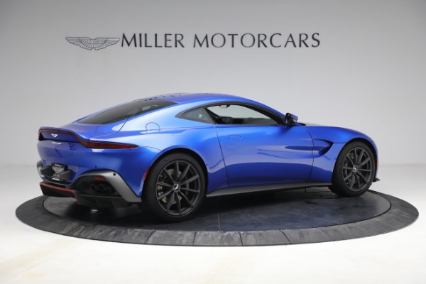 Used 2020 Aston Martin Vantage for sale $139,990 at Pagani of Greenwich in Greenwich CT 06830 7