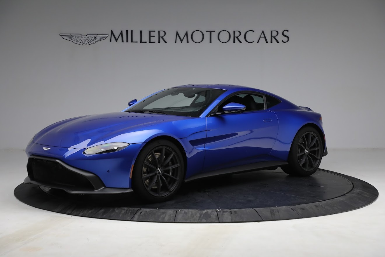 Used 2020 Aston Martin Vantage for sale $139,990 at Pagani of Greenwich in Greenwich CT 06830 1