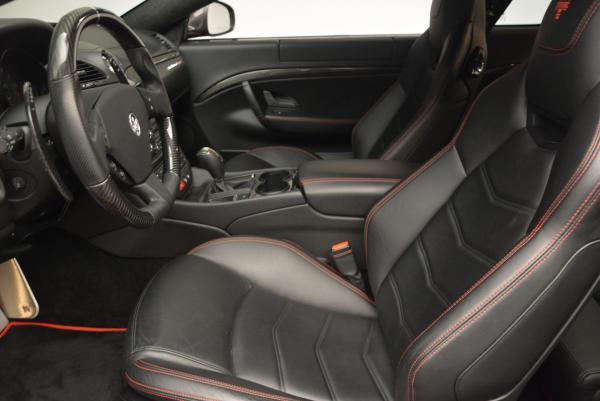 Used 2014 Maserati GranTurismo MC for sale Sold at Pagani of Greenwich in Greenwich CT 06830 17