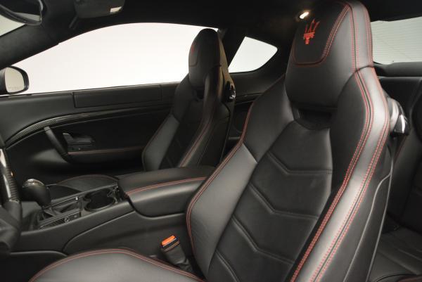 Used 2014 Maserati GranTurismo MC for sale Sold at Pagani of Greenwich in Greenwich CT 06830 18