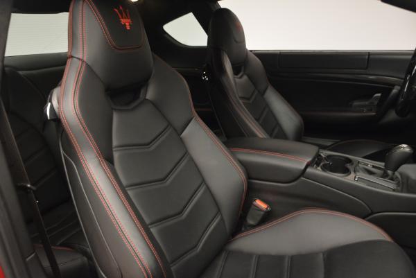 Used 2014 Maserati GranTurismo MC for sale Sold at Pagani of Greenwich in Greenwich CT 06830 22
