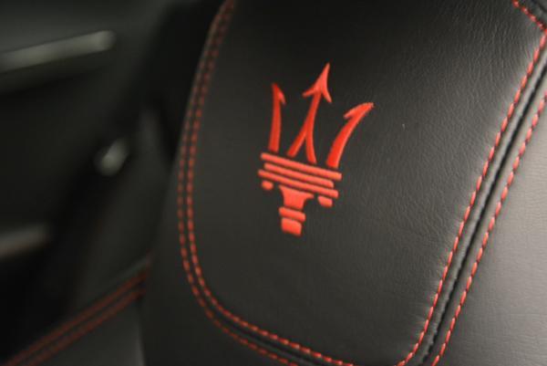 Used 2014 Maserati GranTurismo MC for sale Sold at Pagani of Greenwich in Greenwich CT 06830 23