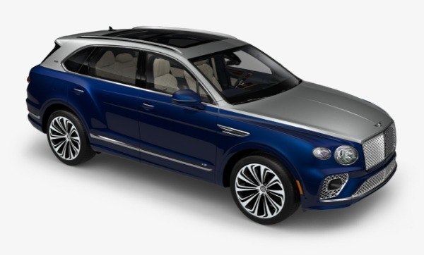 New 2022 Bentley Bentayga V8 First Edition for sale Call for price at Pagani of Greenwich in Greenwich CT 06830 5