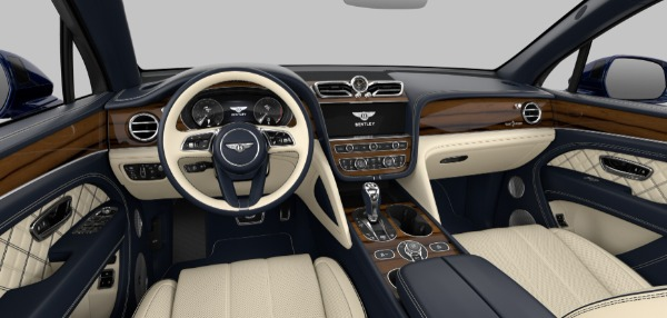 New 2022 Bentley Bentayga V8 First Edition for sale Call for price at Pagani of Greenwich in Greenwich CT 06830 6