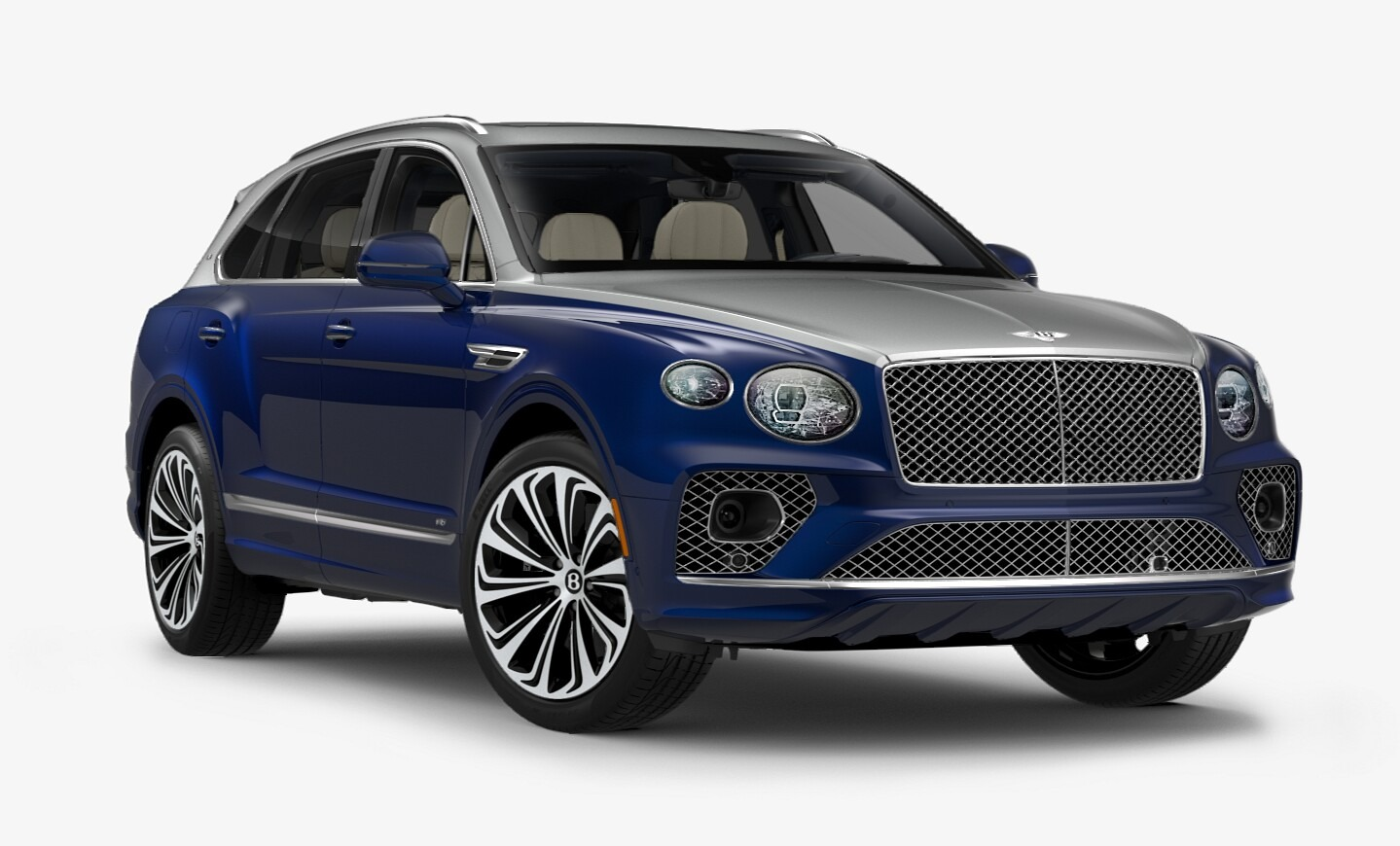 New 2022 Bentley Bentayga V8 First Edition for sale Call for price at Pagani of Greenwich in Greenwich CT 06830 1