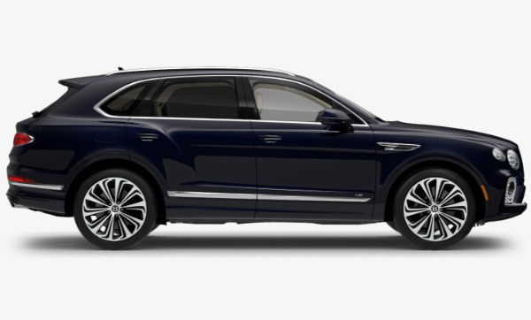 New 2022 Bentley Bentayga V8 for sale Call for price at Pagani of Greenwich in Greenwich CT 06830 2