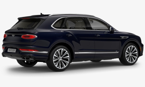 New 2022 Bentley Bentayga V8 for sale Call for price at Pagani of Greenwich in Greenwich CT 06830 3