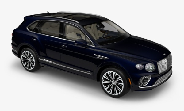 New 2022 Bentley Bentayga V8 for sale Call for price at Pagani of Greenwich in Greenwich CT 06830 5