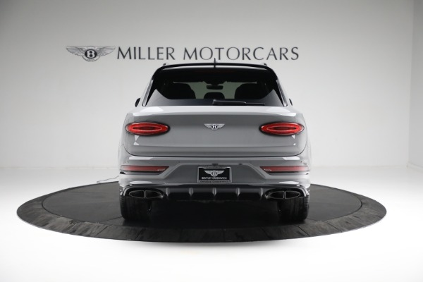 New 2022 Bentley Bentayga S for sale Call for price at Pagani of Greenwich in Greenwich CT 06830 4