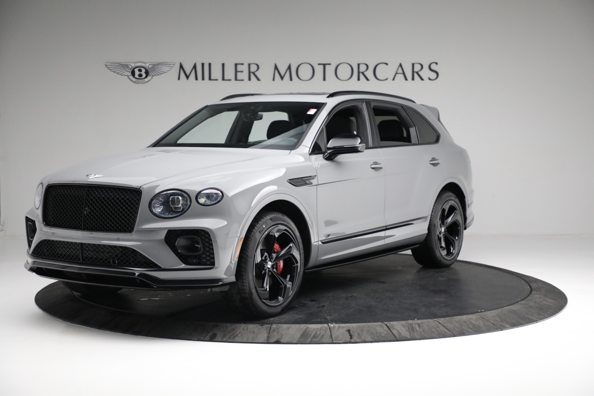 New 2022 Bentley Bentayga S for sale Call for price at Pagani of Greenwich in Greenwich CT 06830 1