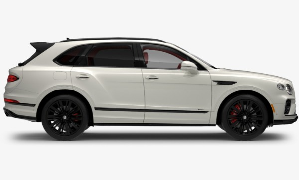 New 2022 Bentley Bentayga Speed for sale Sold at Pagani of Greenwich in Greenwich CT 06830 2