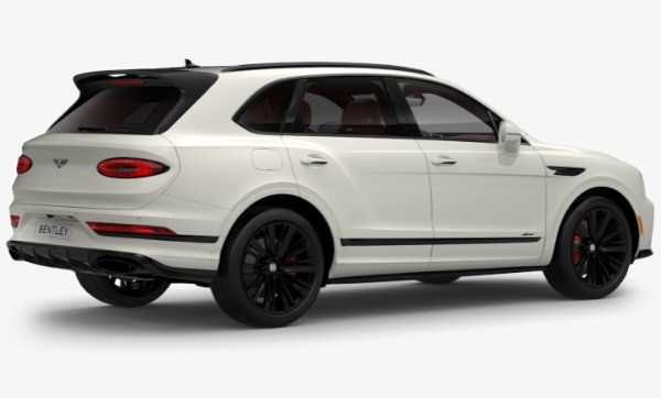 New 2022 Bentley Bentayga Speed for sale Sold at Pagani of Greenwich in Greenwich CT 06830 3