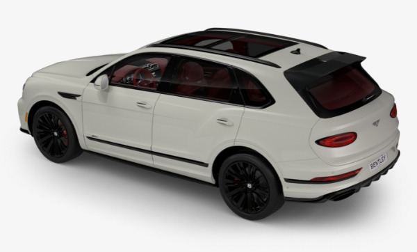 New 2022 Bentley Bentayga Speed for sale Sold at Pagani of Greenwich in Greenwich CT 06830 4