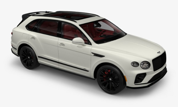 New 2022 Bentley Bentayga Speed for sale Sold at Pagani of Greenwich in Greenwich CT 06830 5