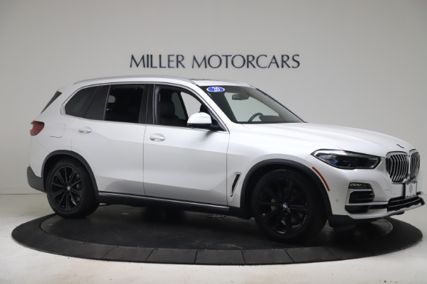 Used 2020 BMW X5 xDrive40i for sale $61,900 at Pagani of Greenwich in Greenwich CT 06830 10