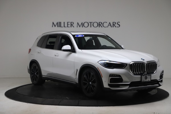 Used 2020 BMW X5 xDrive40i for sale $61,900 at Pagani of Greenwich in Greenwich CT 06830 11