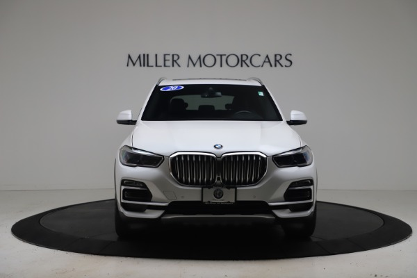 Used 2020 BMW X5 xDrive40i for sale $61,900 at Pagani of Greenwich in Greenwich CT 06830 12