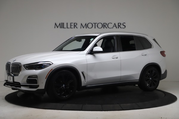 Used 2020 BMW X5 xDrive40i for sale $61,900 at Pagani of Greenwich in Greenwich CT 06830 2