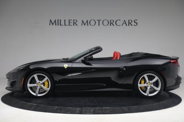 Used 2019 Ferrari Portofino for sale $245,900 at Pagani of Greenwich in Greenwich CT 06830 3