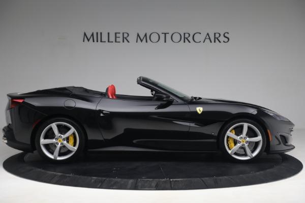 Used 2019 Ferrari Portofino for sale $245,900 at Pagani of Greenwich in Greenwich CT 06830 9