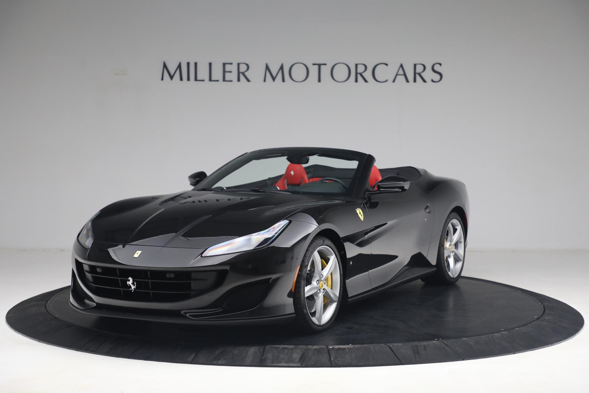 Used 2019 Ferrari Portofino for sale $245,900 at Pagani of Greenwich in Greenwich CT 06830 1