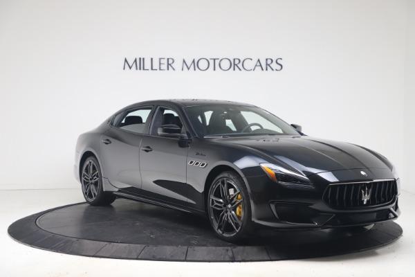 New 2022 Maserati Quattroporte Modena Q4 for sale $131,195 at Pagani of Greenwich in Greenwich CT 06830 11