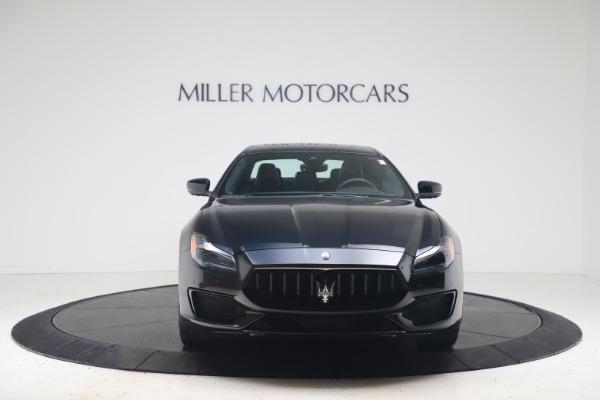 New 2022 Maserati Quattroporte Modena Q4 for sale $131,195 at Pagani of Greenwich in Greenwich CT 06830 12