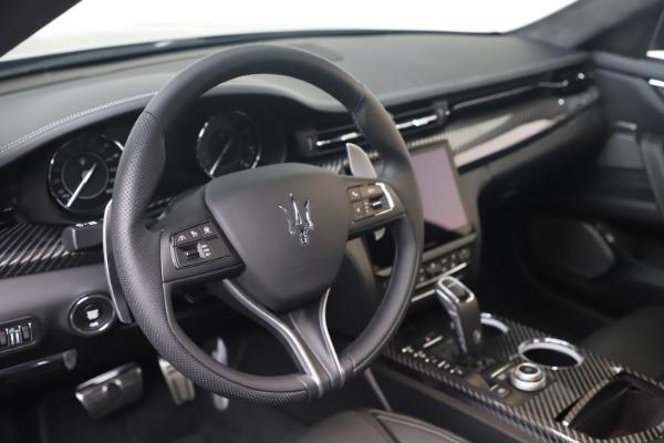 New 2022 Maserati Quattroporte Modena Q4 for sale $131,195 at Pagani of Greenwich in Greenwich CT 06830 13