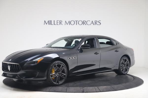 New 2022 Maserati Quattroporte Modena Q4 for sale $131,195 at Pagani of Greenwich in Greenwich CT 06830 2