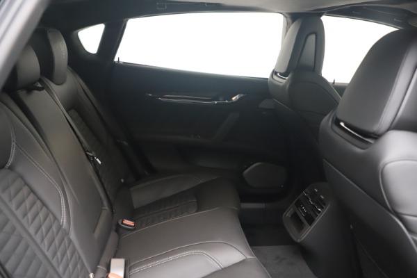 New 2022 Maserati Quattroporte Modena Q4 for sale $131,195 at Pagani of Greenwich in Greenwich CT 06830 21