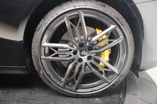 New 2022 Maserati Quattroporte Modena Q4 for sale $131,195 at Pagani of Greenwich in Greenwich CT 06830 23