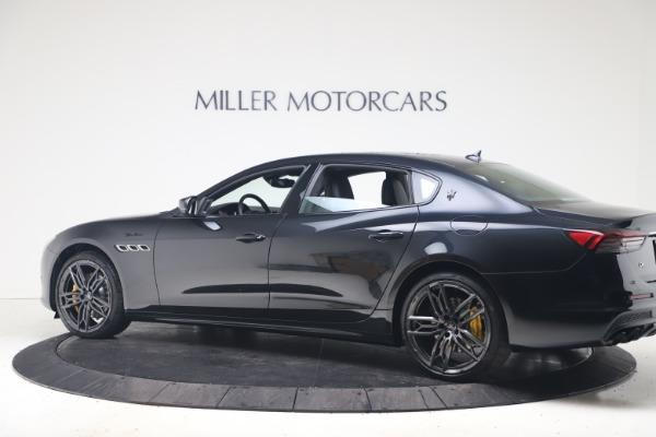 New 2022 Maserati Quattroporte Modena Q4 for sale $131,195 at Pagani of Greenwich in Greenwich CT 06830 4