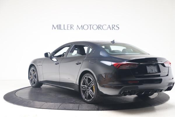New 2022 Maserati Quattroporte Modena Q4 for sale $131,195 at Pagani of Greenwich in Greenwich CT 06830 5