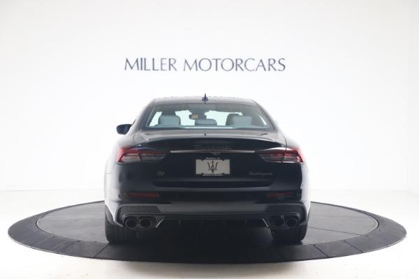 New 2022 Maserati Quattroporte Modena Q4 for sale $131,195 at Pagani of Greenwich in Greenwich CT 06830 6