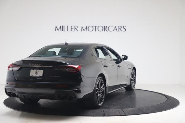 New 2022 Maserati Quattroporte Modena Q4 for sale $131,195 at Pagani of Greenwich in Greenwich CT 06830 7