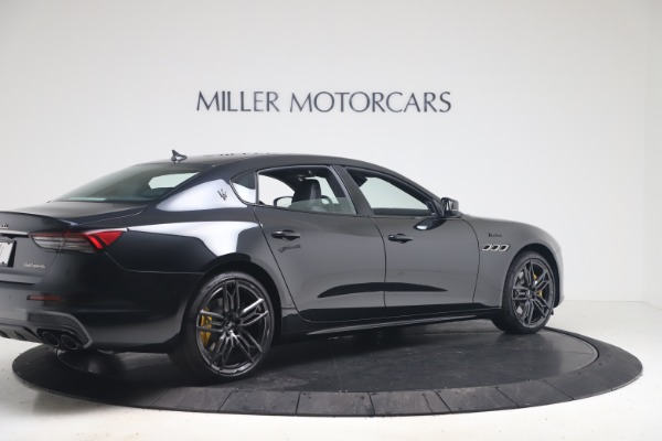 New 2022 Maserati Quattroporte Modena Q4 for sale $131,195 at Pagani of Greenwich in Greenwich CT 06830 8