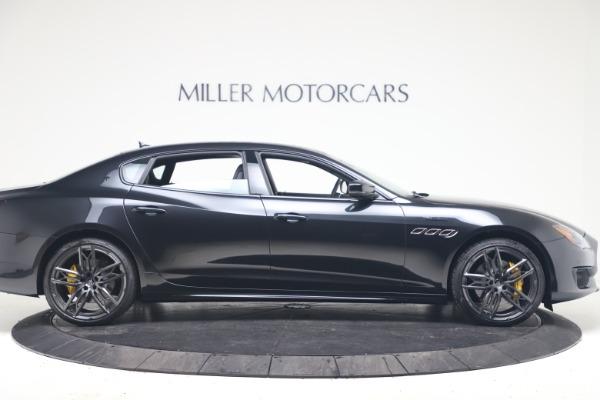 New 2022 Maserati Quattroporte Modena Q4 for sale $131,195 at Pagani of Greenwich in Greenwich CT 06830 9