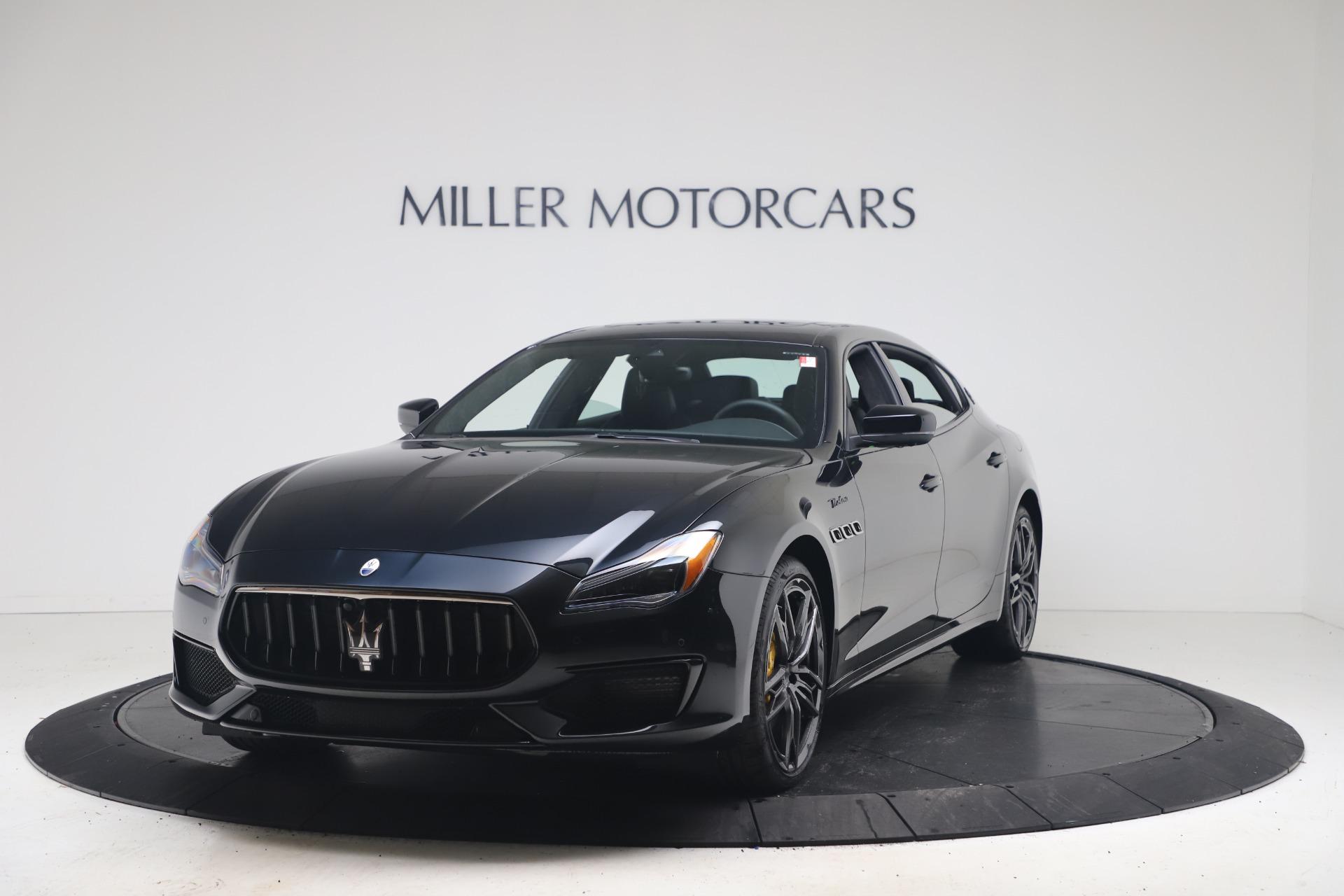 New 2022 Maserati Quattroporte Modena Q4 for sale $131,195 at Pagani of Greenwich in Greenwich CT 06830 1