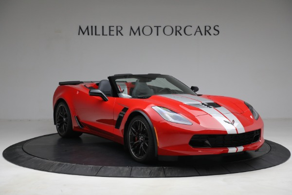Used 2015 Chevrolet Corvette Z06 for sale $89,900 at Pagani of Greenwich in Greenwich CT 06830 11