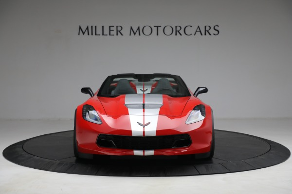 Used 2015 Chevrolet Corvette Z06 for sale $89,900 at Pagani of Greenwich in Greenwich CT 06830 12