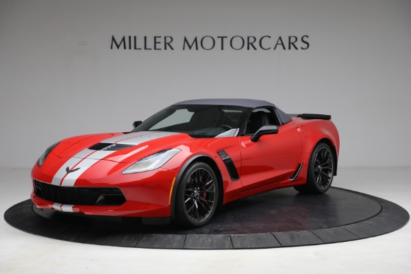 Used 2015 Chevrolet Corvette Z06 for sale $89,900 at Pagani of Greenwich in Greenwich CT 06830 13