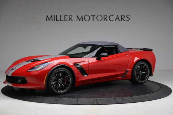 Used 2015 Chevrolet Corvette Z06 for sale $89,900 at Pagani of Greenwich in Greenwich CT 06830 14
