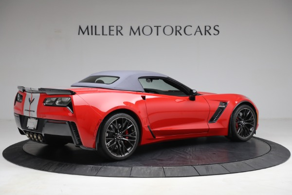 Used 2015 Chevrolet Corvette Z06 for sale $89,900 at Pagani of Greenwich in Greenwich CT 06830 20