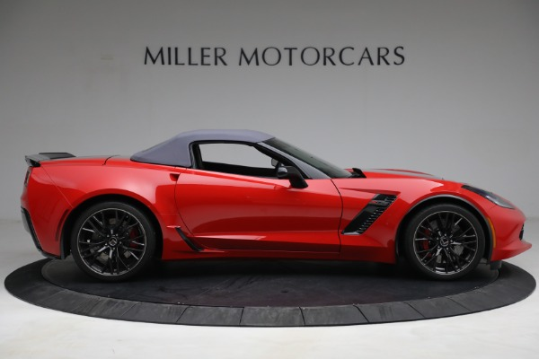 Used 2015 Chevrolet Corvette Z06 for sale $89,900 at Pagani of Greenwich in Greenwich CT 06830 21