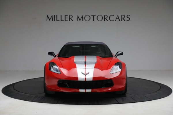Used 2015 Chevrolet Corvette Z06 for sale $89,900 at Pagani of Greenwich in Greenwich CT 06830 24