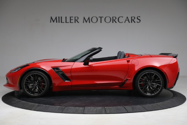 Used 2015 Chevrolet Corvette Z06 for sale $89,900 at Pagani of Greenwich in Greenwich CT 06830 3