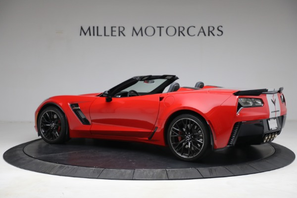 Used 2015 Chevrolet Corvette Z06 for sale $89,900 at Pagani of Greenwich in Greenwich CT 06830 4
