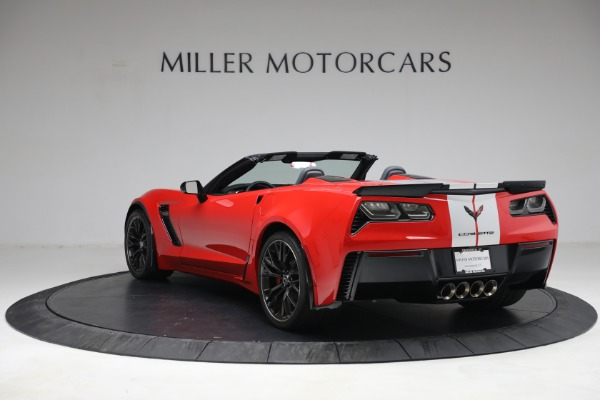 Used 2015 Chevrolet Corvette Z06 for sale $89,900 at Pagani of Greenwich in Greenwich CT 06830 5