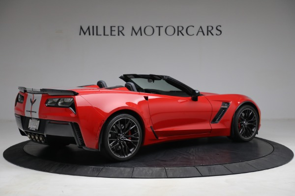 Used 2015 Chevrolet Corvette Z06 for sale $89,900 at Pagani of Greenwich in Greenwich CT 06830 8